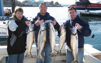 Fishing Charter Rates • Beasley's Fishing Charters, Victoria BC